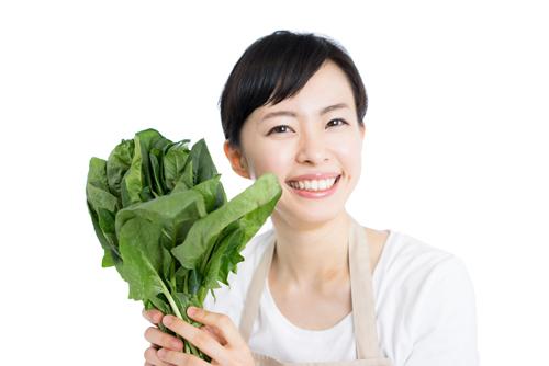 女性が摂りたい栄養素について