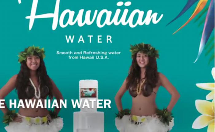 ハワイアンウォーターの注目の3つのポイント