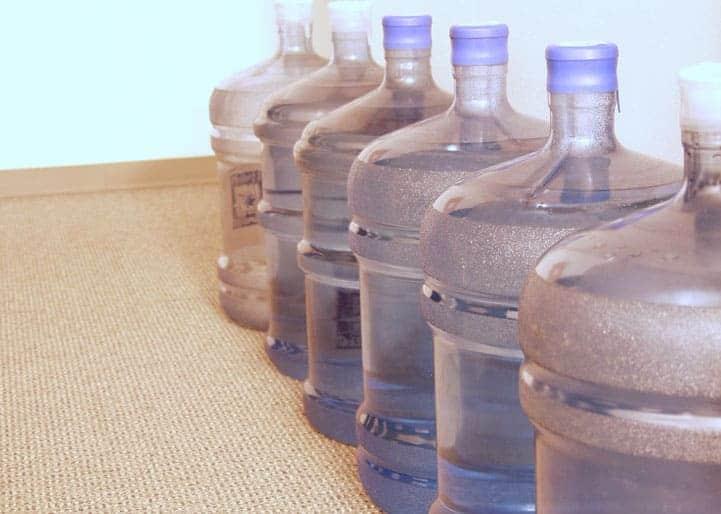 リターナブル方式(ガロンボトル)の処分方法は?